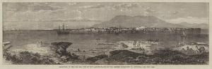 Massowah, in the Red Sea, One of the Landing-Places of the British Expedition to Abyssinia
