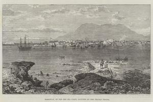 Massowah, on the Red Sea Coast, Occupied by the Italian Troops