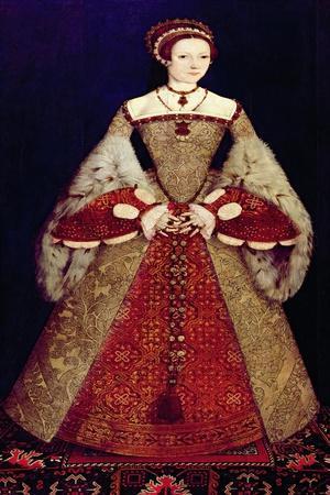 Portrait of Catherine Parr, 1545