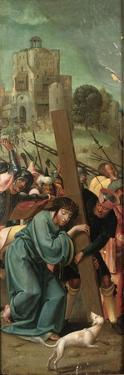 Christ Carrying the Cross, C.1518 by Master of 1518