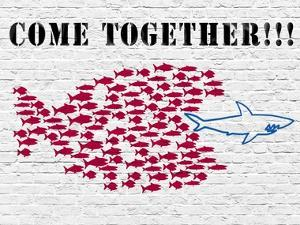 Come together!!! by Masterfunk collective