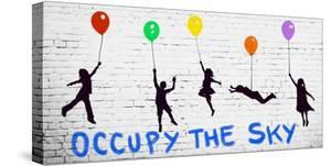Occupy the Sky by Masterfunk collective