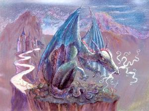 Green Dragon by Mastrangelo
