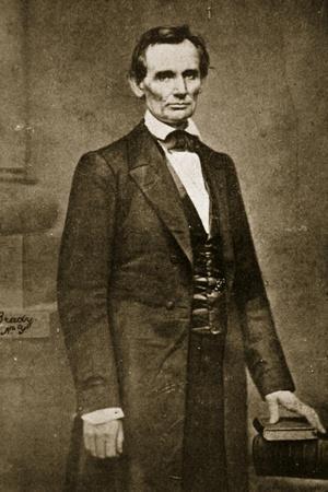 Abraham Lincoln, May 1860