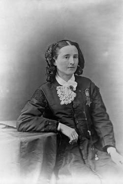 Physician Mary Edwards Walker by Mathew Brady