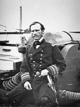 Portrait of John A. B. Dahlgren by Mathew Brady