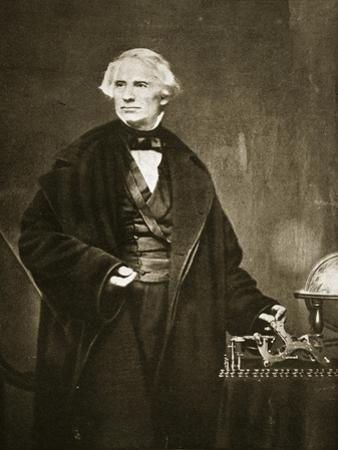 Samuel Finley Breese Morse at the Academy of Design in New York, 1841
