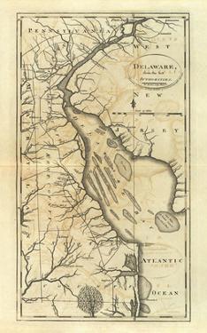 Delaware, c.1795 by Mathew Carey