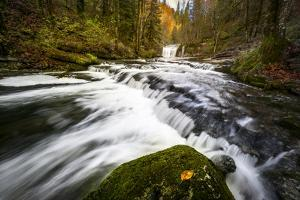 Autumn In Jura by Mathieu Rivrin