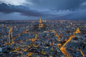 Storm Is Coming Paris by Mathieu Rivrin