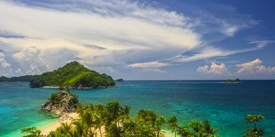 Tropical Island Philippines