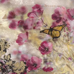 Dreamtime Butterflies 1 by Matina Theodosiou