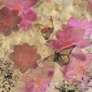Dreamtime Butterflies 2 by Matina Theodosiou