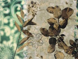 Emerald Nature 1 by Matina Theodosiou