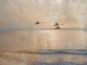 Golden Summer Flight by Matina Theodosiou
