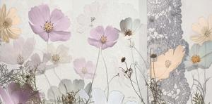 Lacey Petals 1 by Matina Theodosiou