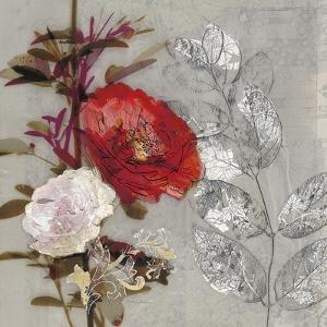 Nouveau Rose 1 by Matina Theodosiou