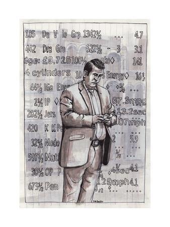 Smartphone Man, 2012,