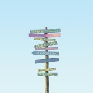 Distances by Matt Crump