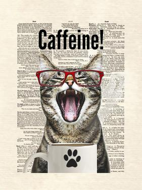 Cat Caffeine by Matt Dinniman