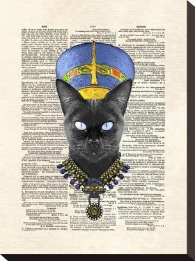 Cat Nefertiti by Matt Dinniman