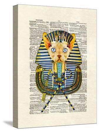 Cat Pharaoh by Matt Dinniman