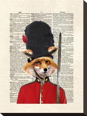 Fox Guard by Matt Dinniman