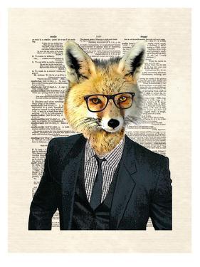 Fox Suit by Matt Dinniman