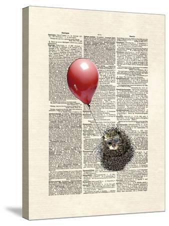 Hedgehog Aviator by Matt Dinniman