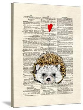 Hedgehog by Matt Dinniman