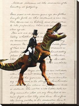 Lincoln T Rex by Matt Dinniman