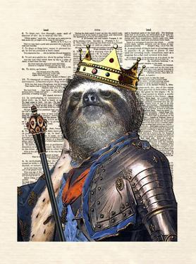 Sloth King by Matt Dinniman