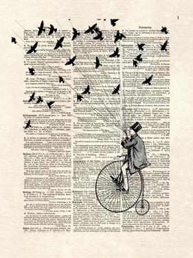 Sparrow Thief by Matt Dinniman