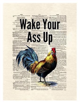 Wake Up by Matt Dinniman