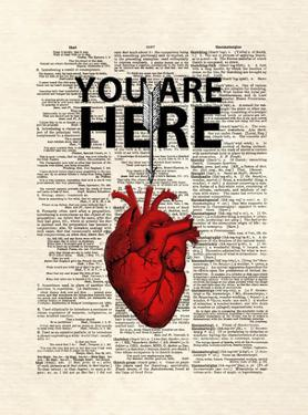You Are Here by Matt Dinniman