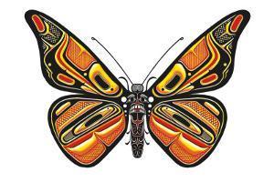 Bentwood Butterfly by Matt James