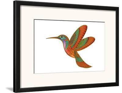 Hummingbird Cameo by Matt James