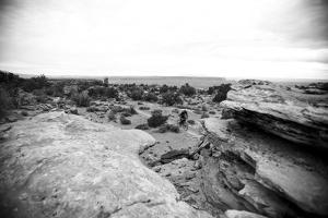 Riding Through Moab, Utah by Matt Jones