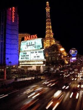 Vegas Struggles by Matt York