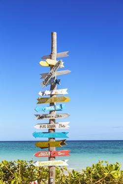 Tulum beach, Quintana Roo, Mexico by Matteo Colombo