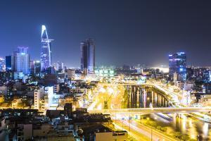 Vietnam, Ho Chi Minh City (Saigon) by Matteo Colombo