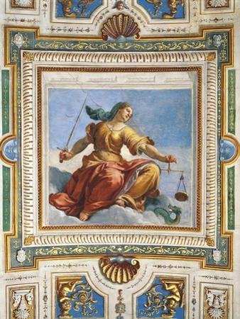 Allegory of Justice, 1620-1625
