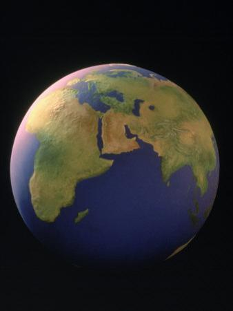 View of the Earth by Matthew Borkoski