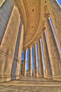 Jefferson Memorial by Matthew Carroll