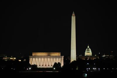 Washington DC Skyline by Matthew Carroll