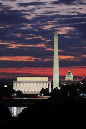 Washington Skyline by Matthew Carroll