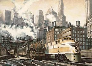 The Station, Chicago by Matthew Daniels