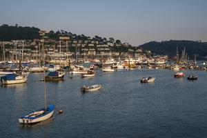 Dartmouth Harbour, Devon, England, United Kingdom, Europe by Matthew