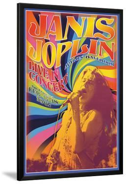 Janis Joplin - Concert by Matthew de la Tour