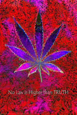 No Law Higher Than Truth by Matthew de la Tour